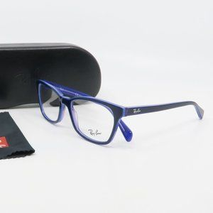 RB 5362 5776 Ray-Ban Blue/ Violet Glasses 52mm